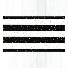 black and white polka dot rug black white gold faux glitter stripes polka dots rug black