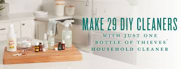 view larger image make 29 diy cleaners with just one bottle of thieves household cleaner