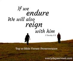Top 20 Bible Verses-Perseverance - Everyday Servant