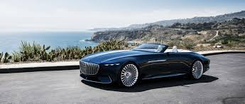 2018 maybach convertible. modren maybach revelation of luxury vision mercedesmaybach 6 cabriolet for 2018 maybach convertible