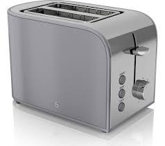 Retro Toasters buy swan retro st17020grn 2slice toaster grey free delivery 3698 by uwakikaiketsu.us