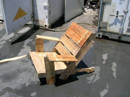 furniture unfinished diy wood pallet chairs design for outdoor room ideas diy pallet chair