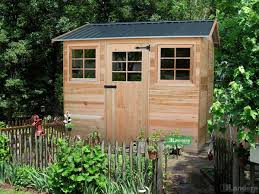 cedar garden shed. CEDAR SHED HAZEL 9x6ft - 2.7x1.9M Cedar Garden Shed