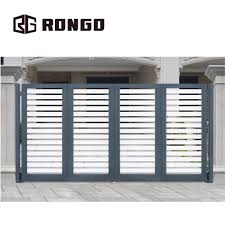 Modern Iron Fence Designs Rongo Metal Grill Modern Fence Gate Design For House Buy Ceramic Miniature Houses Sx Animal Houses 0 Models Of Gates And Iron Fence Product On