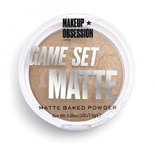 <b>Пудра компактная Makeup Obsession</b> Game Set Matte Kalahari (7 ...