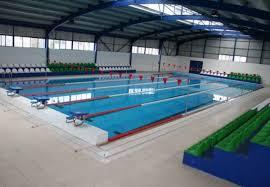Indoor olympic swimming pool 25 Yard Fax 0252 319 51 83 The Guardian Bodrum Belediyesi
