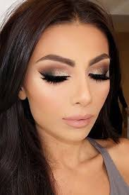 similar models for how to apply smokey eye prom makeup