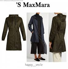s max mara percale in court women s max mara coats