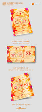 023 Template Ideas Free Holiday Flyer Preview Thanksgiving