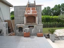 Cuisine Construire Son Barbecue Construire Un Barbecue Facile