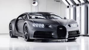 This car is converted from csr2. Black Beast This Is The 250th Bugatti Chiron