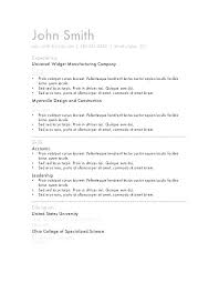 Best Resume Format To Use Classy Resume Format Word Best Resume Format Download In Ms Word Free