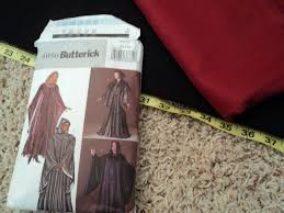 Harry Potter Robe Pattern Best Confessions Of A Seamstress Harry Potter Robe Part 48
