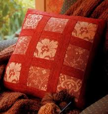 Keepsake Quilted Pillow Pattern | HowStuffWorks & Keepsake Quilted Pillow Adamdwight.com
