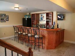 Basement Bar Designs Basement Bar Design With Fine Cool Basement Bar