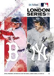 Image result for london series yankees red sox