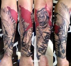 смерть с косой значение татуировок в симферополе Rustattooru