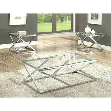 3 piece glass coffee table set 3 piece coffee table chrome and glass 3 piece coffee table set coaster furniture 3 piece glass top coffee table set