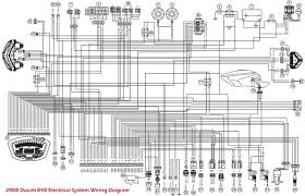 ducati electrical system wiring diagram 2008 ducati 848 electrical system wiring diagram