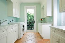 Laundry room office design blue wall Wallpaper Laundry Room With Excellent Lighting Home Stratosphere 101 Incredible Laundry Room Ideas 2019 Pictures