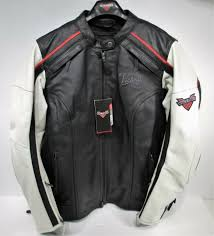 genuine victory motorcycle womens cascade leather riding jacket size xl new
