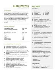 general cv template student entry level general laborer resume template