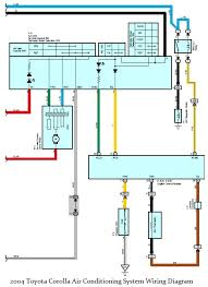 toyota aircon wiring diagram all wiring diagram toyota ac diagram wiring diagrams best 2001 toyota corolla wiring diagram 2004 toyota corolla air conditioning