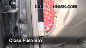 interior fuse box location 1998 2005 ford ranger 1999 ford ranger interior fuse box location 1998 2005 ford ranger 1999 ford ranger xlt 4 0l v6 extended cab pickup 4 door