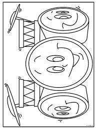 Drumstel Met Gezicht