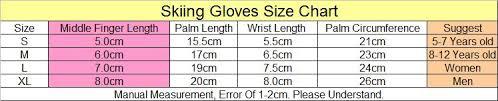 Us 319 77 23 Off Winter Outdoor Men Ski Gloves Women Windproof Warm Skiing Gloves Children Climbing Snowboarding Riding Cotton Gloves 30 Degree In
