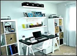 ikea office shelving. Simple Ikea Office Shelving Unit Over Desk With Shelves Above Lovely    On Ikea Office Shelving