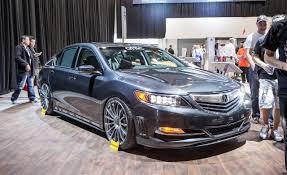 2018 acura hybrid. Plain Hybrid 2018 Acura RLX Front In Acura Hybrid