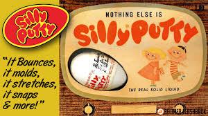 Silly Putty - Boomer Flashback