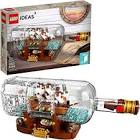 LEGO Ideas Ship in a Bottle 21313 Building Kit (962 Piece) 92177