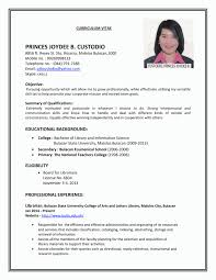 cv on resumes cv resume format for job resume sample first job sample resumes