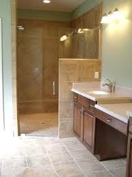 walk in showers no doors walk in showers without doors shower doors tiled walk in shower