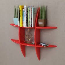 image is loading mdf floating cubes wall storage book cd display