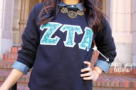 Wear your Letters