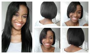 How To Make A Hair Style  how to get a bob no cutting lexi j bee youtube 3099 by wearticles.com