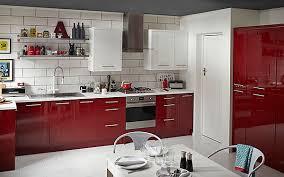 modern kitchen. Modern Colourful B\u0026Q Kitchen Modern