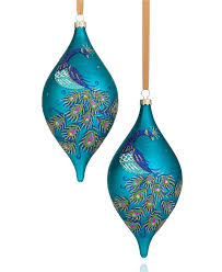 137 Best PEACOCK Christmas Tree Decorations Images On Pinterest Holiday Lane Christmas Tree