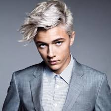 男の白髪は染めない方がかっこいいメンズ髪型ヘアスタイル特集