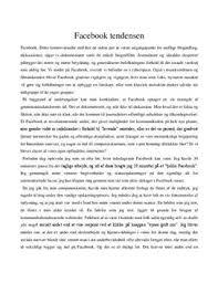 essay i dansk hvorfor facebook er sa populært skolehjælpen dk essay i dansk hvorfor facebook er sa populært