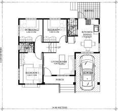 car garage pinoy house plans