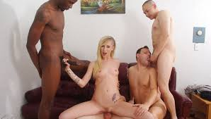 Free bisexual gang bang porn movies