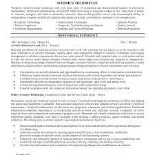 Maintenance Tech Resume Pump Sales Engineer Cover Letter
