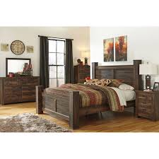 Poster Bedroom Furniture King Poster Bed 5 Pc Bedroom Package