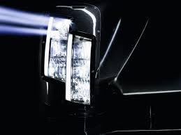 Audis High Tech Laser Matrix Headlights Arent Welcome In