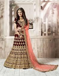 wine red wedding. Wedding wear lehangas buying online UK Wine Red Designer Indian