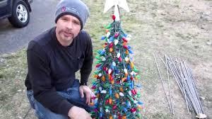 Christmas Tips Tricks Tomato Cage Christmas Tree